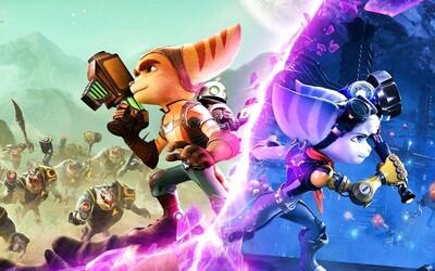 Recenze: Ratchet & Clank: Rift Apart – je to skutečně nejkrásnější hra na světě, na kterou žádná jiná nemá?
