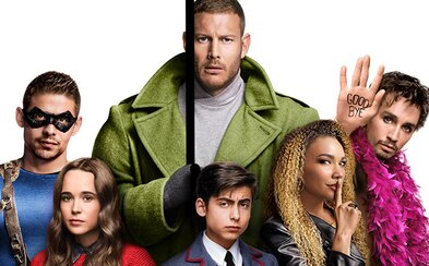 Recenze: 2. série The Umbrella Academy