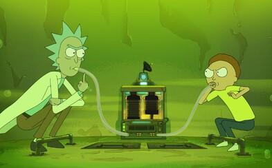 Recenze: 4. série Ricka a Mortyho dokazuje, že stále jde o nejzábavnější animovaný seriál