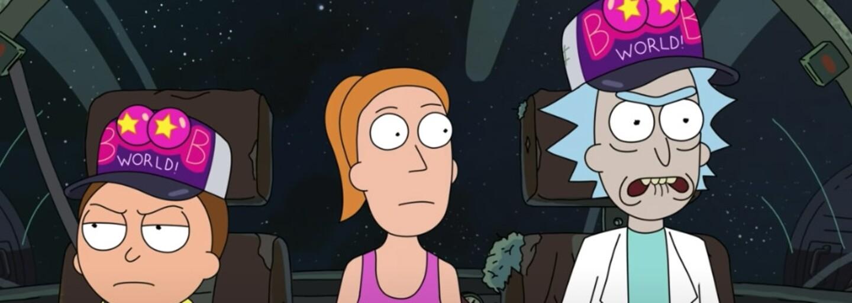 RECENZE: 5. série Ricka a Mortyho