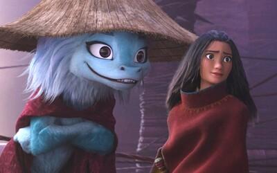 Recenzia: Raya and the Last Dragon