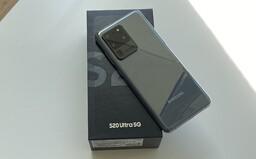Recenze Samsungu Galaxy S20 Ultra 5G za minimálně 37 490 korun. Má právo být dražší než nový iPhone?