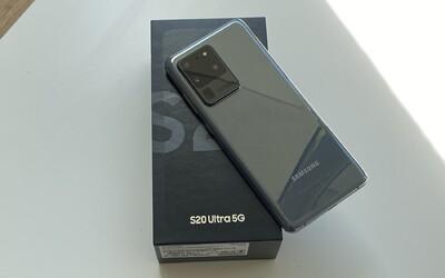 Recenzia Samsungu Galaxy S20 Ultra 5G za minimálne 1 349 eur. Má právo byť drahší ako nový iPhone?