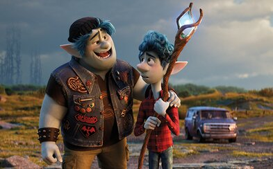 Recenzia: Vpred od Pixaru