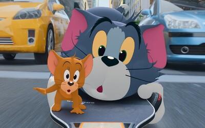 Recenzia: Zbytočnejší film ako Tom & Jerry neuvidíš. Dočkáš sa otrasných ľudských postáv v nezaujímavom príbehu