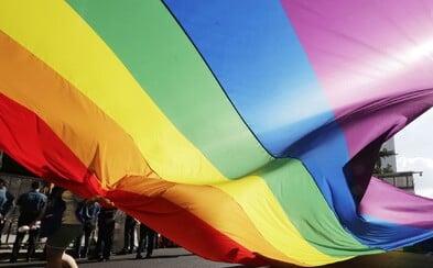 Recidivista spáchal svoj tretí zločin, spálil LGBT vlajku a dostal 15-ročný trest