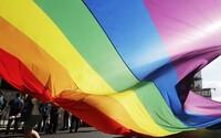 Recidivista spáchal svůj třetí zločin, spálil LGBT vlajku a dostal 15letý trest