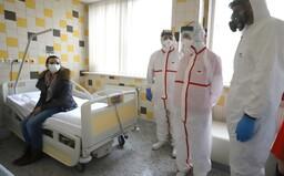 Řecko potvrdilo první případ koronaviru v zemi