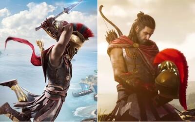Řecký Assassin's Creed Odyssey je jedním z nejúžasnějších dílů celé série (Recenze)
