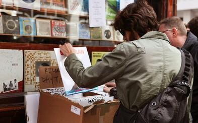 Record Store Day uverejnili top 50 najpredávajneších vinylov dňa