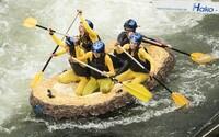 Red Bull Rapids: Obyčajný splav a rafting sú nič oproti tomu, čo sa udialo na kanáli v Liptovskom Mikuláši
