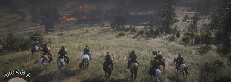 Red Dead Redemption 2 je najlepšia open world hra histórie. Brutálny western s nádhernou grafikou prekonal GTA V (Recenzia)