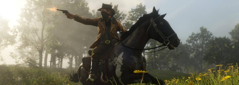 Red Dead Redemption 2 zabojuje o titul najlepšej hry roku. V novom traileri láka na divokú jazdu
