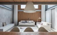 Redesign interiéru po 12 letech bydlení, který dodal plechové stavbě potřebnou jemnost a grácii