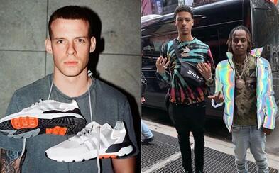 Reflexná obuv či bundy teraz dominujú streetwearovej a športovej móde. Ako k tomu došlo?