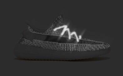 Reflexné Yeezy budú doteraz najlimitovanejším releasom v histórii spolupráce adidas a Kanyeho Westa