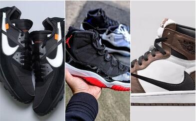 """Reflexné Yeezy, Nike s obrátenou """"fajkou"""" alebo technológie budúcnosti. 10 najočakávanejších tenisiek roka 2019"""