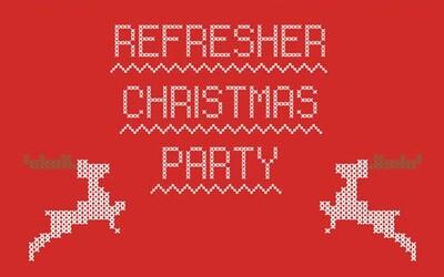 Refresher Christmas party v klube Dole