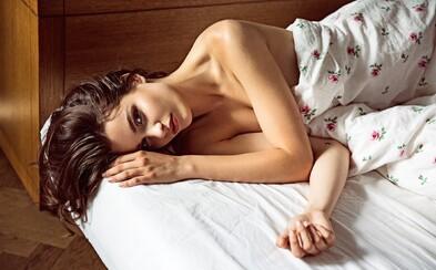 Refresher dievča Sára Antalová: Skvelý vkus, krásna tvár a dokonalá postava
