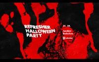 Refresher Halloween Party bude v Ateliéri Babylon hostiť Logic, Dalyb, Konex aj Grimaso. Príď si s nami užiť nadupanú multižánrovú noc