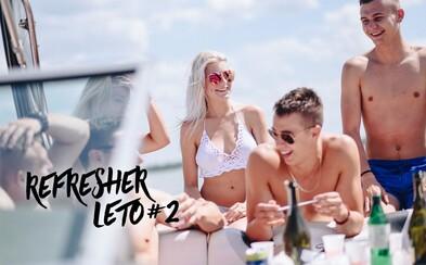 Refresher Leto #2: Ako si mladí východniari užívajú slovenské more?