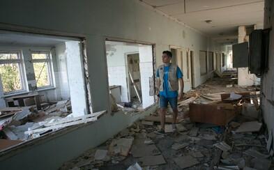 Refresher na východě Ukrajiny: Takto vypadá život mladých lidí pět kilometrů od frontové linie