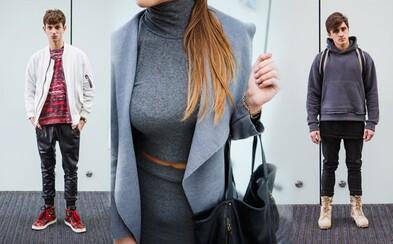 Refresher Outfity: Ako vyzerala móda počas releasu Balmain x H&M?