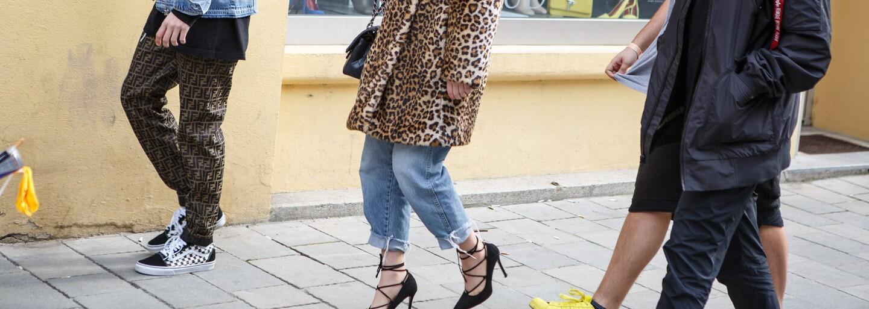 Refresher Outfity: Co měli oblečené návštěvníci FASHION DEALã?