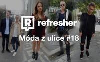 Refresher outfity – Móda lidí ze slovenských ulic