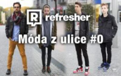 Refresher Outfity - móda ľudí zo slovenských ulíc #0