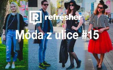 Refresher outfity - móda ľudí zo slovenských ulíc #15