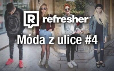 Refresher outfity - móda ľudí zo slovenských ulíc #4