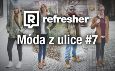Refresher outfity - móda ľudí zo slovenských ulíc #7