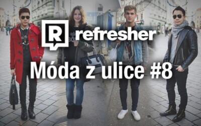 Refresher outfity - móda ľudí zo slovenských ulíc #8