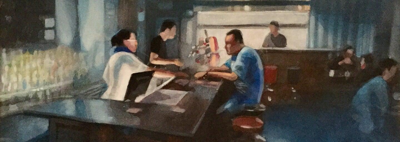 REFRESHER papá - East Village Bar & Diner praktikuje americký koncept v centru Brna