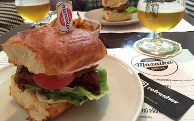REFRESHER papá: Konkuruje Mozaika Burger vyhlášeným burgrárnám?