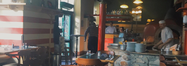 REFRESHER papá - Najedli jsme se v nejlepší pizzerii v Praze. Jaké je Grosseto?