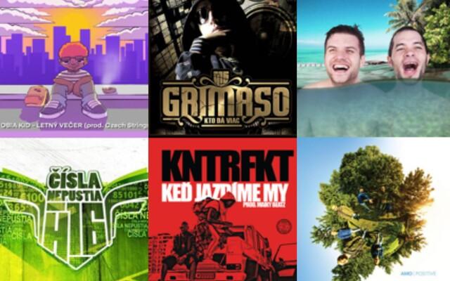 Refresher Playlist: Prichádzajú najteplejšie dni leta, uži si ich s top slovenskými rapovými skladbami všetkých čias