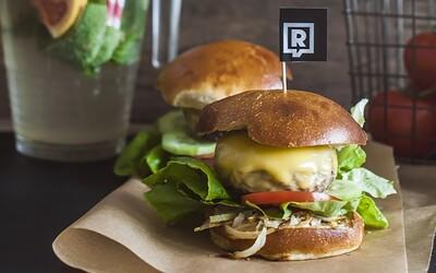 Refresher recept #16: Lahodný domáci Burger