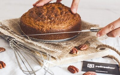 Refresher recept: Mrkvový koláč na raňajky?