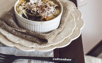 Refresher recept: Sladké cestoviny Molisana s ricottou a slivkovým kompótom