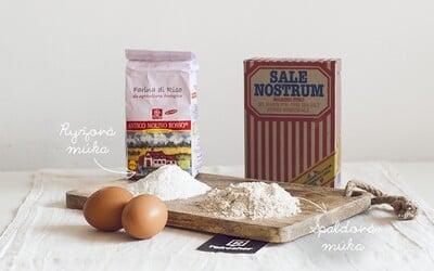 Refresher recept: Špaldovo-ryžové pirohy so slivkovým lekvárom a tvarohom