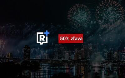 REFRESHER+ s 50% novoroční slevou