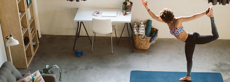 Refresher ti v spolupráci s Cvičiskom prináša profesionálny tréning na doma. Nepotrebuješ naň činky ani žiadne športové náradie
