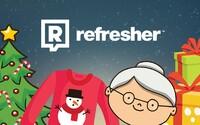 Refresher Vianoce: Vymysleli sme spôsob, ako obdaruješ dvoch ľudí jedným darčekom