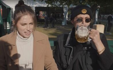 Refresher Vlog: Šajmo vs. Barbora! Kto vypil pivo rýchlejšie?