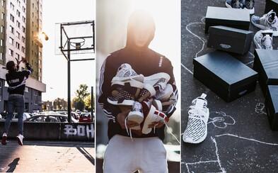 Refresher x adidas Originals NMD: Mestský človek potrebuje pohodlné tenisky