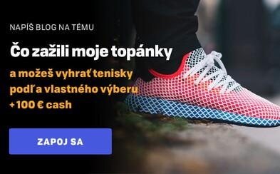 Refresher x Footshop: Napíš blog a vyhraj tenisky podľa vlastného výberu + 100 eur v cashi