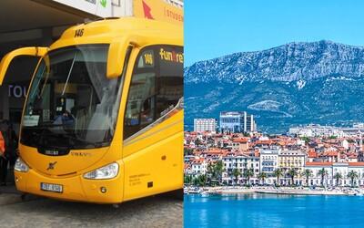 RegioJet otvára lákavú letnú linku až do Chorvátska len za pár eur. Večer sadneš do autobusu, ráno vstaneš pri mori