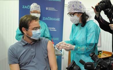 Registračný web na očkovanie spustí ministerstvo 4. januára 2021. Primárne bude určený pre zdravotníkov